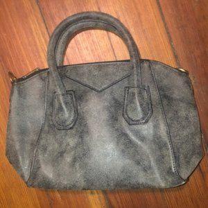 Marble Stone Grey purse